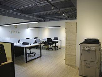 汐止微型辦公室-共同空間